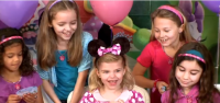 Minnie Mouse Birthday Party Ideas from Party City - YouTube