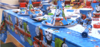 Thomas & Friends Birthday Party Ideas from Party City - YouTube