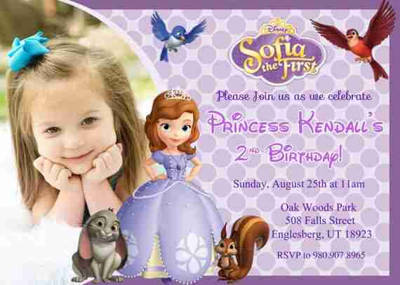 Sofia The First Party Theme Clubpartyideas 02